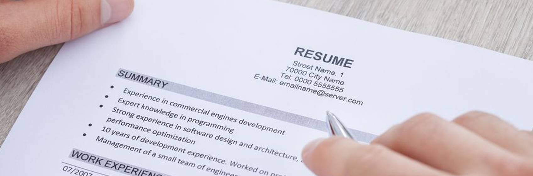 TOP 10 TIPS TO WRITE A POWERFUL CV-CareerFirst.lk